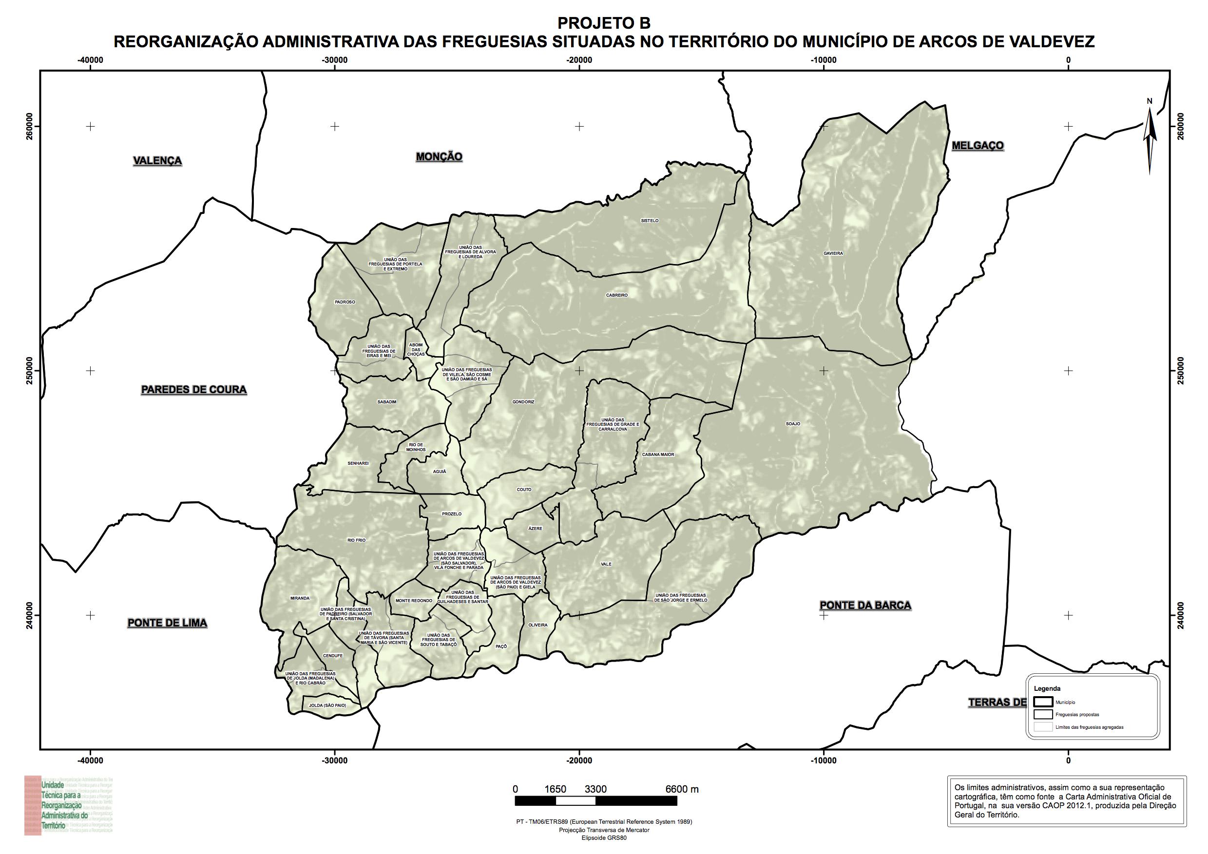 mapa dos arcos de valdevez O novo mapa de Arcos de Valdevez – Arcos no Coração mapa dos arcos de valdevez