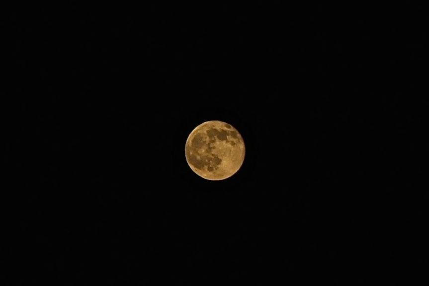 Lua Cheia, Sexta 13 de Junho