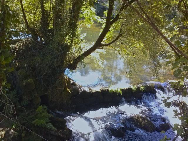 Pesqueira no Rio Vez