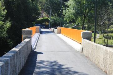 Ponte sobre o Vez, Santar